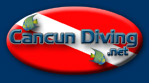 Cancun Diving Small Logo