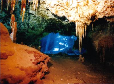 Cancun Cavern Diving