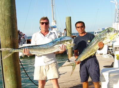 Cancun Share Fishing