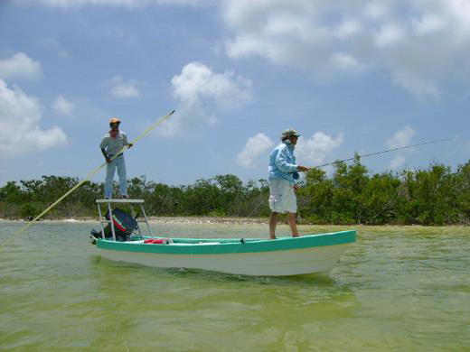 Isla blanca Fly Fishing Charters